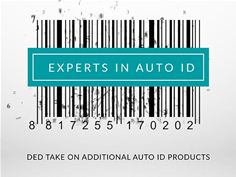 Experts In AutoID