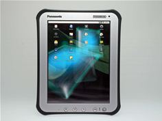 Panasonic Toughbook Tablet