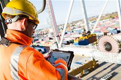 DP World Southampton equips workers with Panasonic TOUGHBOOK rugged tablets