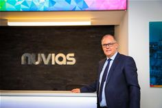Paul Eccleston CEO of Nuvias