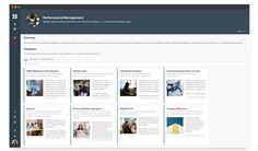 PeopleGoal HR app store