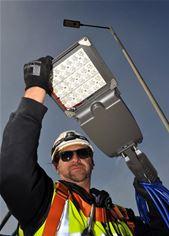 Port of Tyne LED Lighting Installation
