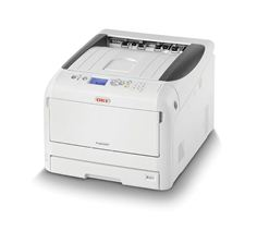 OKI's Pro8432WT next generation A3 white toner printer