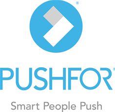 Pushfor logo