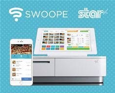 SWOOPOS joins Star Micronics at Restaurant Tech Live 2016