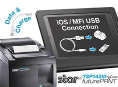 Star Micronics launches unique TSP143IIIU printer