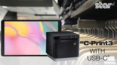 Star mC-Print3 with USB-C
