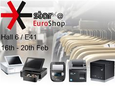 Star Micronics at EuroShop 2020