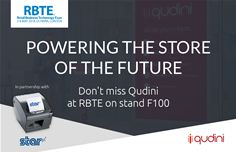 Qudini joins Star Micronics at RBTE 2018