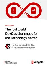 The real world DevOps challenges for the Technology sector