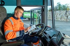 Remeo chooses Panasonic TOUGHBOOK G1 tablets to improve driver efficiency