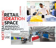 SML RFID's Retail Ideation Spaces