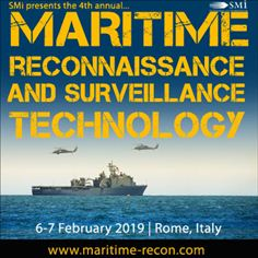 SMi's Maritime Reconnaissance and Surveillance Technology conference 2019