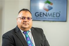 Robin Modak, chairman and founder of Genmed