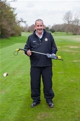 The Tee Up and Sam Torrance