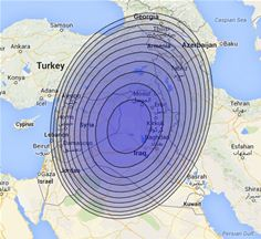 New KA-SAT satellite broadband in Iraq, Syria and Armenia