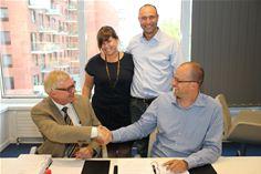 Signing Bligh Bank