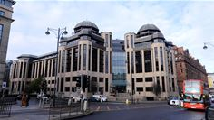 Standard Life Assurance offices in Edinburgh