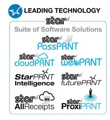 Suite of Software Solutions from Star Micronics