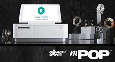 LUNDI MATIN sur le stand de Star Micronics lors du salon RBTE 2018