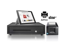 Star TSP654II AirPrint™