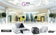 Star Micronics at Gitex Technology Week 2017