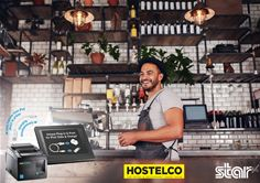 Star Micronics at Hostelco 2018