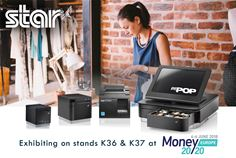 Star Micronics at Money 20/20 Europe