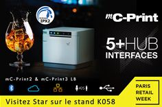 Star Micronics - Paris Retail Week 2018