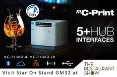 Star Micronics at The Restaurant Show 2018