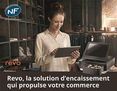 Visitez Revo sur le stand de Star Micronics lors du salon Paris Retail Week 2018