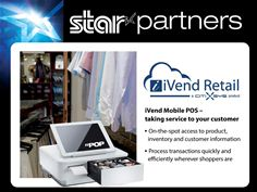 iVend Retail joins Star Micronics at RBTE 2016