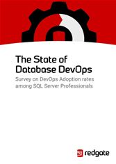 The State of Database DevOps Survey