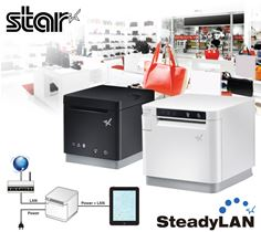 Star Micronics launches SteadyLAN