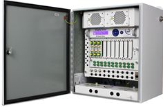 Upgraded StingRay RF over Fibre, on display at IBC