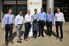 Cyient and Suntech