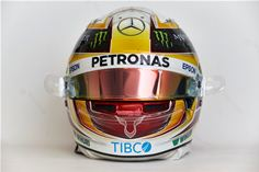 TIBCO branding to be visible on driver helmets at the Bahrain Grand Prix this weekend