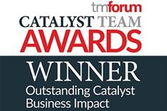 TMF Catalyst Awards Winner