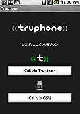 Truphone for Android
