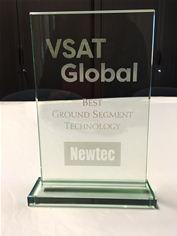 VSAT Global Award