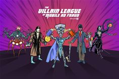 Villain League