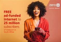 Vodacom South Africa Zero-D Image