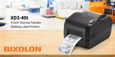 BIXOLON XD3-40t Label Printer