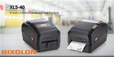 BIXOLON Launches the XL5-40 Desktop Linerless Label Printer