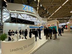 ZTE at Broadband World Forum 2019