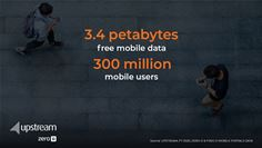 More Than 300 Million Users with Free Mobile Internet Access In 2020 Via Upstream