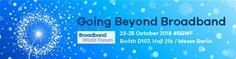 Zyxel at Broadband World Forum 2018