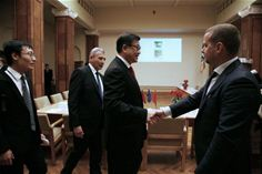 Agreement between Latvian Academy of Sciences and Academy of Social Sciences of the People's Republic of China