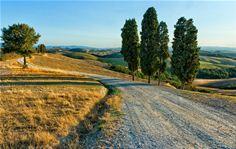 Beautiful Tuscan scenery