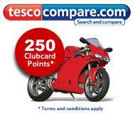 Tesco Compare Motorbike Insurance